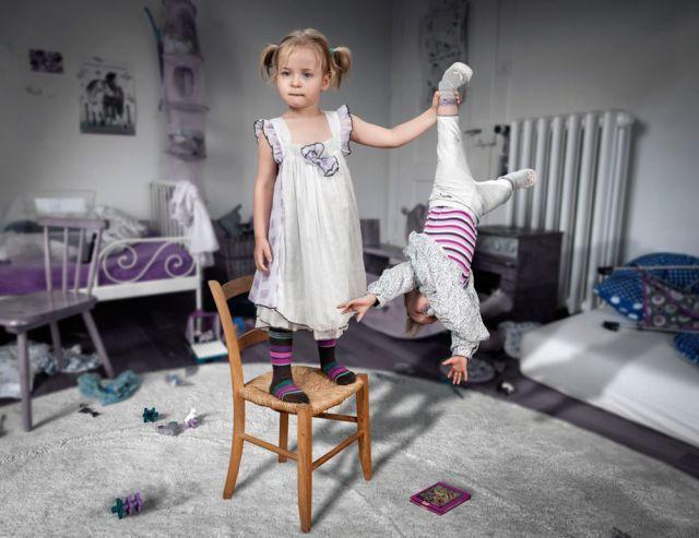 La garde alternée a aussi des avantages pour les parents comme pour les enfants.
