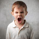 Calmer son enfant en colère