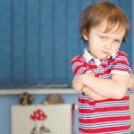Mauvais comportement de l'enfant